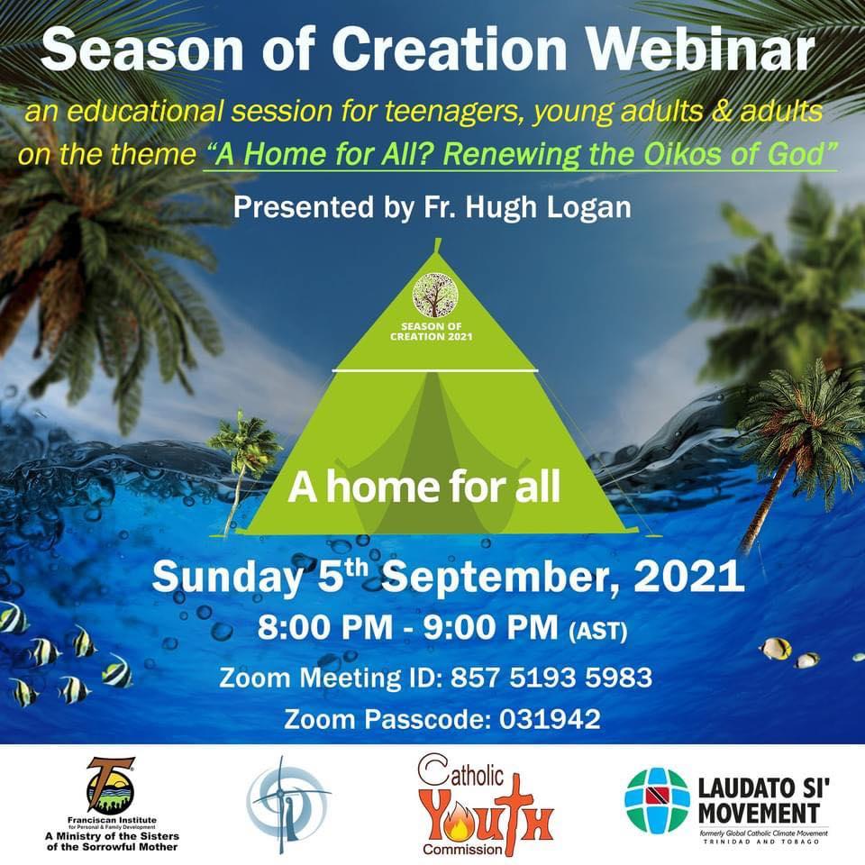 Season of Creation Webinar