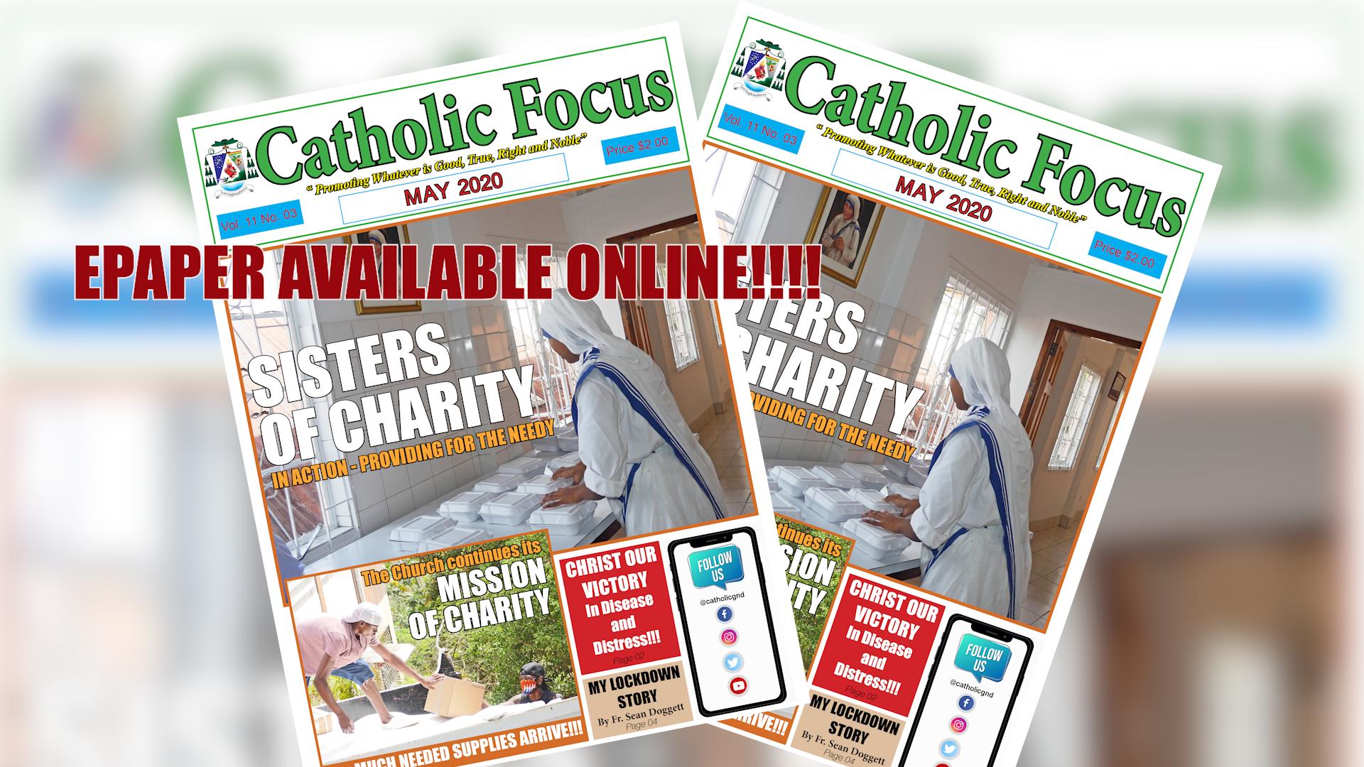 Catholic Focus May 2020 Issue