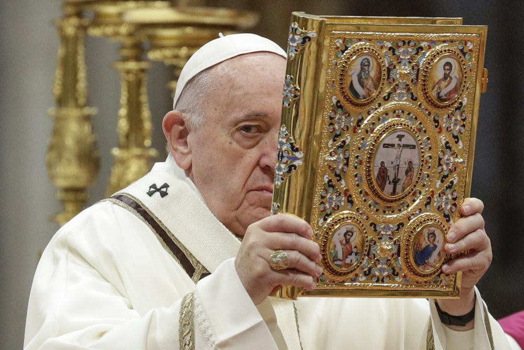 Excerpts From The Letter Of Pope Francis On The Sunday Of The Word